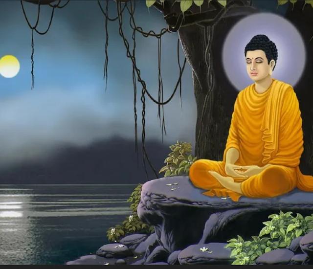 Pūrṇimā • पूर्णिमा